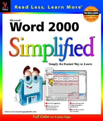 Image for Microsoft Word 2000 Simplified (Simplified (Wiley))