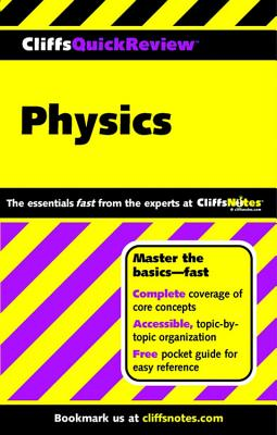 Image for CliffsQuickReview Physics