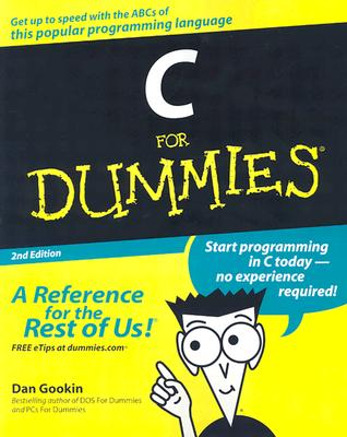 Image for C For Dummies, 2nd Edition