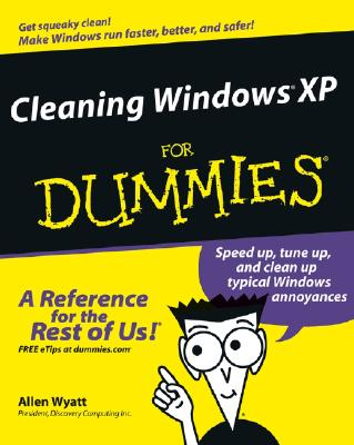 Image for Cleaning Windows XP For Dummies