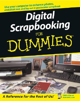 Image for Digital Scrapbooking For Dummies