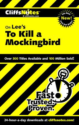 Image for On Lee's To Kill a Mockingbird (Cliffs Notes)