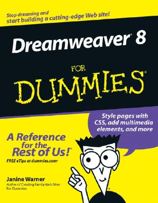 Image for Dreamweaver 8 For Dummies