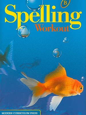 Image for SPELLING WORKOUT LEVEL B PUPIL EDITION