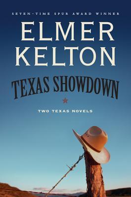 Image for Texas Showdown: Two Texas Novels