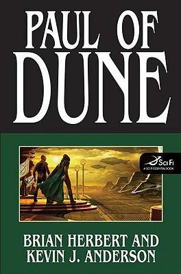 Paul of Dune, Herbert, Brian; Anderson, Kevin J.