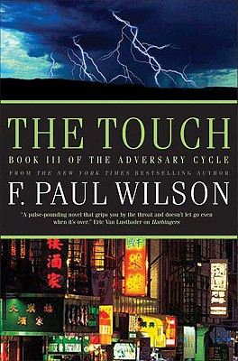 Image for The Touch: Book III of the Adversary Cycle (Adversary Cycle/Repairman Jack)