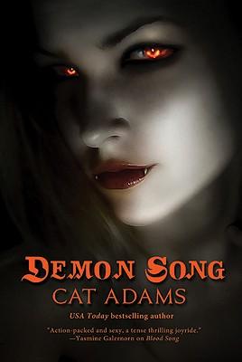 DEMON SONG BLOOD SINGER #003, ADAMS, CAT