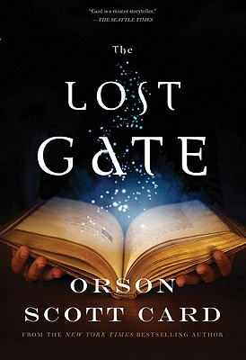 The Lost Gate (Mither Mages), Orson Scott Card