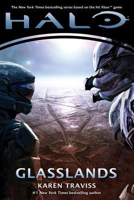 Halo: Glasslands, Karen Traviss