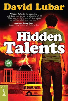 Hidden Talents, DAVID LUBAR