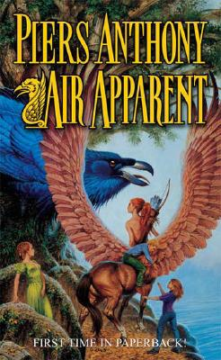 "Image for ""Air Apparent (Xanth, No. 31)"""