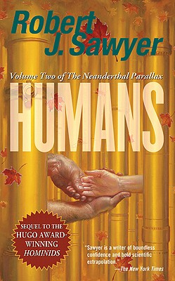 Image for Humans (Neanderthal Parallax Volume Two)