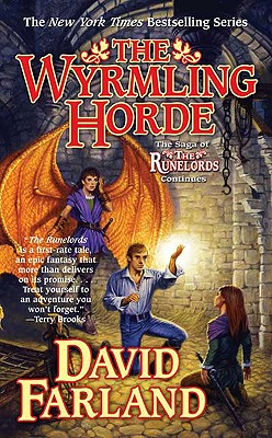 Image for The Wyrmling Horde: The Seventh Book of The Runelords