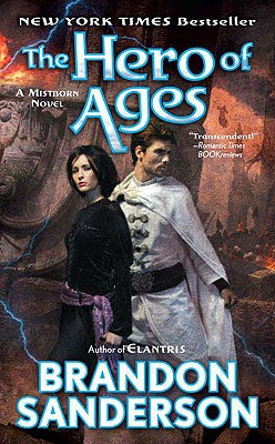 The Hero of Ages #3 Mistborn, Brandon Sanderson