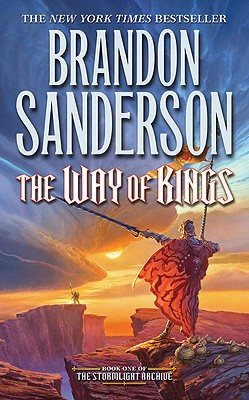 WAY OF KINGS (STORMLIGHT ARCHIVE, NO 1), SANDERSON, BRANDON