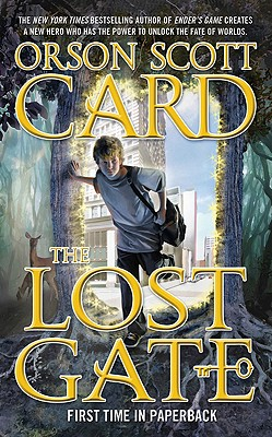 LOST GATE (MITHER MAGES, NO 1), CARD, ORSON SCOTT