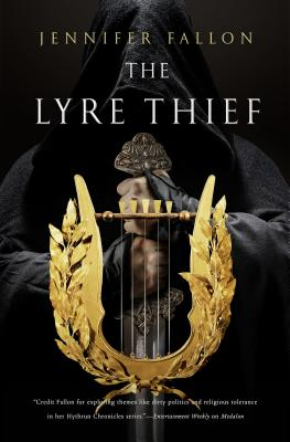 Image for The Lyre Thief (The Hythrun Chronicles)