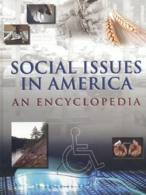Social Issues in America: An Encyclopedia, 8 Volume Set, Ciment, James