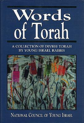 Image for Words of Torah: A Collection of Divrei Torah by Young Israel Rabbis