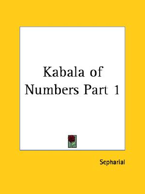 Kabala of Numbers, Part 1, Sepharial