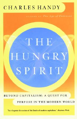 Image for HUNGRY SPIRIT : BEYOND CAPITALISM : A QU