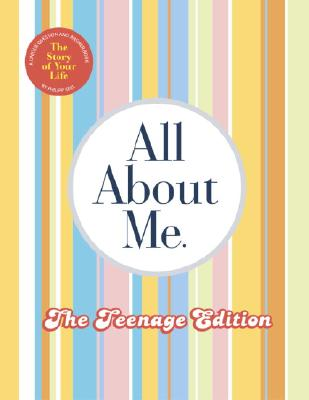 All About Me Teenage Edition: The Story of Your Life, Keel, Philipp