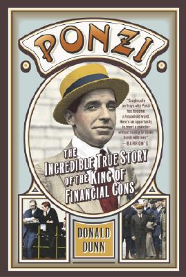 Image for PONZI: THE INCREDIBLE TRUE STORY OF THE