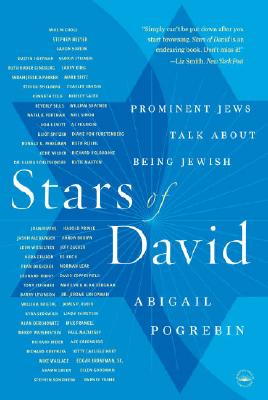 Image for STARS OF DAVID : PROMINENT JEWS TALK ABO