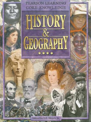 Image for WORLD HISTORY AND GEOGRAPHY, PUPIL EDITION, GRADE 4 (Pearson Learning Core Knowledge)