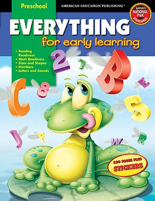 Image for Everything for Early Learning, Grade Preschool