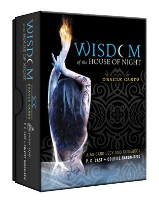 Wisdom of the House of Night Oracle Cards: A 50-Card Deck and Guidebook, Cast, P.C.; Baron-Reid, Colette