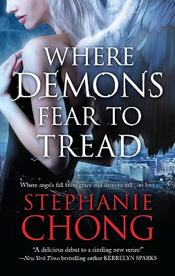 Image for Where Demons Fear to Tread (Company of Angels, Book 1)
