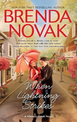 When Lightning Strikes, Brenda Novak