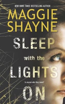 Sleep With the Lights On (A Brown and De Luca Novel), Maggie Shayne