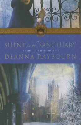 Image for Silent in the Sanctuary: A Lady Julia Grey Mystery