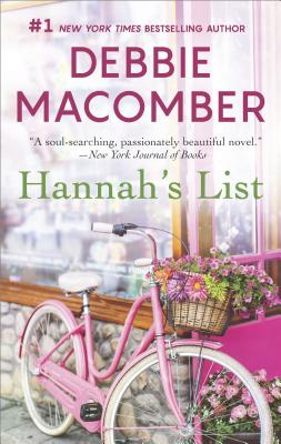 Image for Hannah's List (A Blossom Street Novel)