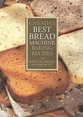 Image for Canada's Best Bread Machine Baking Recipes