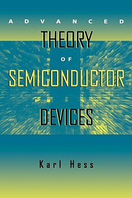 Image for Advanced Theory of Semiconductor Devices