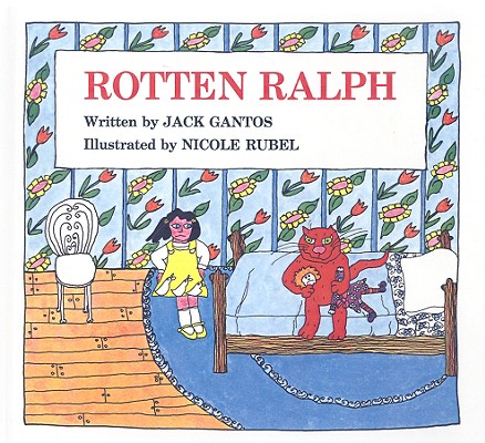 Rotten Ralph, Gantos, Jack