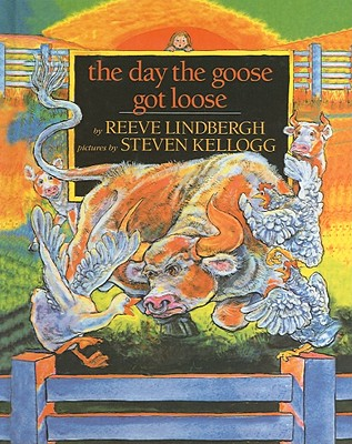 Image for The Day the Goose Got Loose (Puffin Pied Piper)