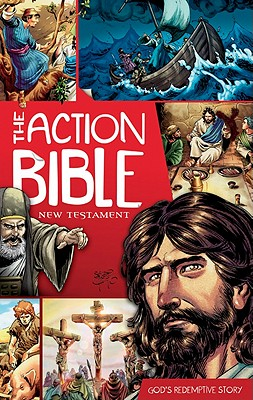 Image for Action Bible New Testament
