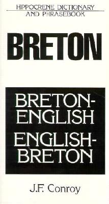 Image for Breton-English/English-Breton Dictionary and Phrasebook