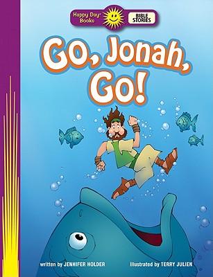 Go, Jonah, Go! (Happy Day), Happy Day