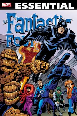 Image for FANTASTIC FOUR VOL 4