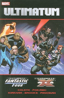 Ultimatum: X-Men / Fantastic Four, Aron Coleite
