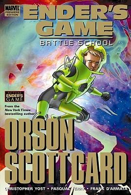 Ender's Game: Battle School, Christopher Yost, Orson Scott Card