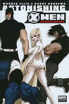 Image for Astonishing X-Men: Xenogenesis