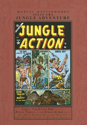 Image for Marvel Masterworks: Atlas Era Jungle Adventure Volume 2 (Marvel Masterworks (Unnumbered))