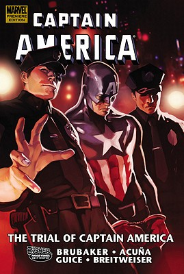 Image for The Trial of Captain America